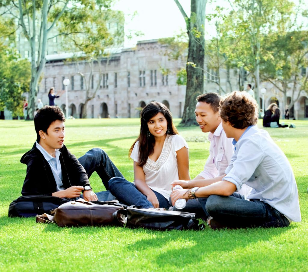 Yêu cầu ở các nước du học không mất học phí khá khắt khe.