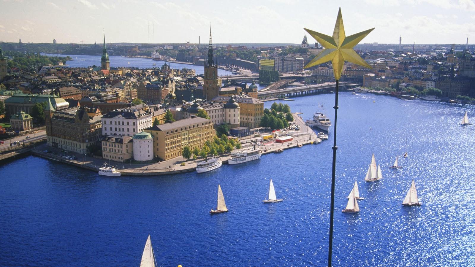 Nước nào có nhiều học bổng nhất là Thụy Điển.