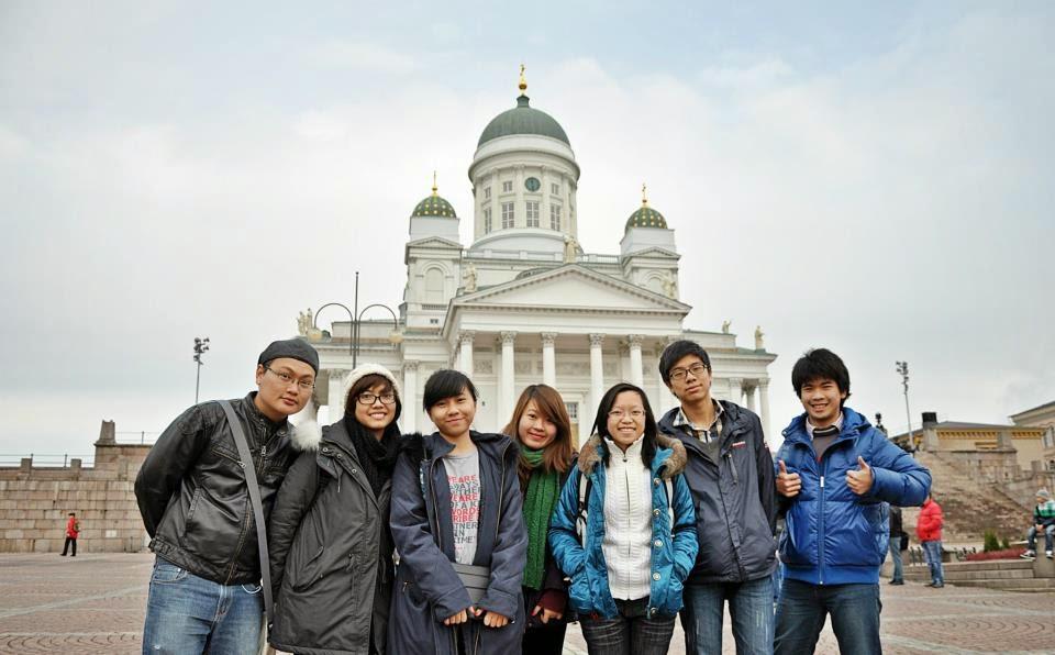 Nhiều sinh viên quốc tế đến với nước Nga nhờ các chương trình học bổng