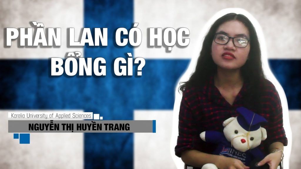 Phần Lan có những học bổng gì?