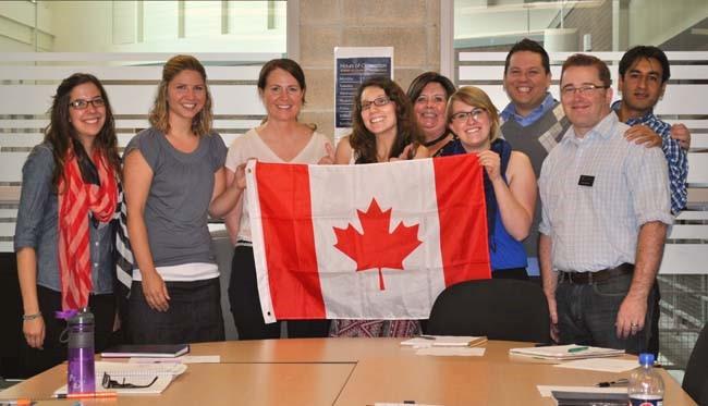 Du học Canada bạn sẽ được học trong một nên giáo dục tiến tiến hàng đầu thế giới