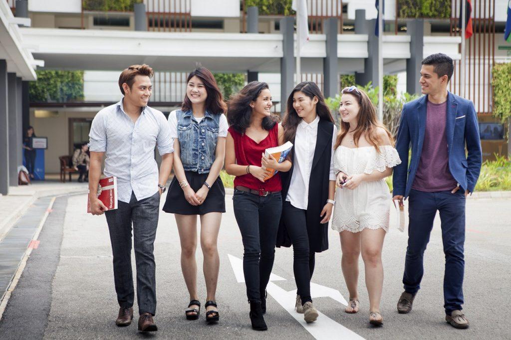 Du học Singapore lớp 11 sẽ giúp các em phát triển một cách toàn diện nhất