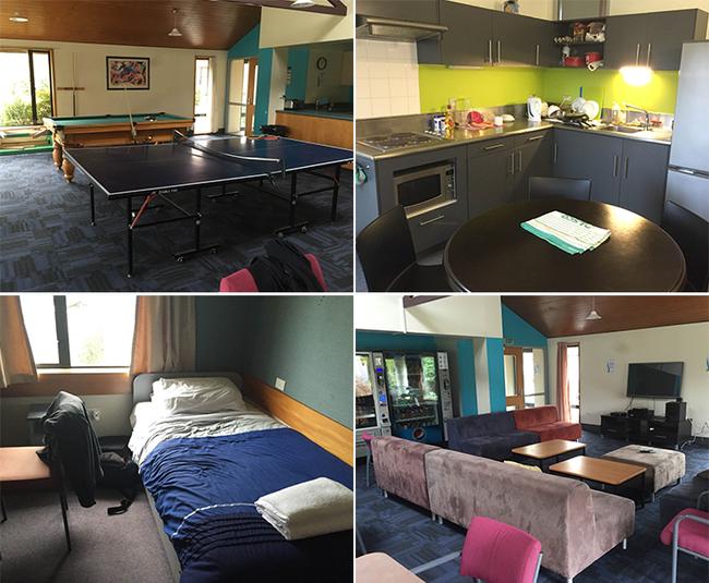 Nhà ở cho thuê tại New Zealand