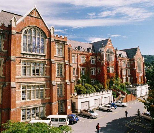 Trường Victoria University of Wellington