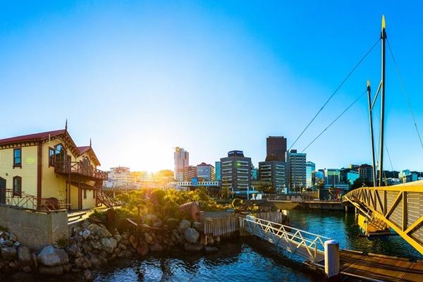 Zealand thực chất là một quốc đảo nên thường có khí hậu ôn đới