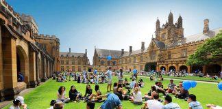 Sinh viên quốc tế trải nghiệm môi trường đa văn hóa khi du học Úc