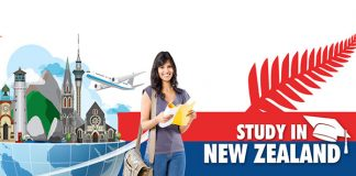 Chính sách mở cửa nhằm thu hút sinh viên quốc tế đến New Zealand sinh sống và học tập